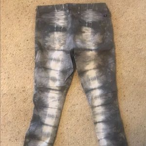 Lucky Brand Tie Dyed Jeans